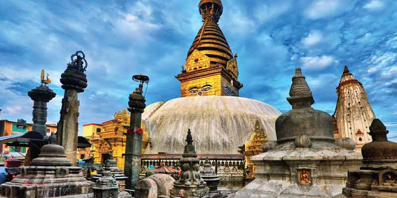 INDIA WITH NEPAL TOUR PACKAGE